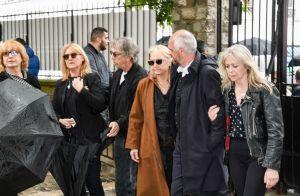 Obsèques de Dick Rivers : le dernier hommage de Babette et ses enfants