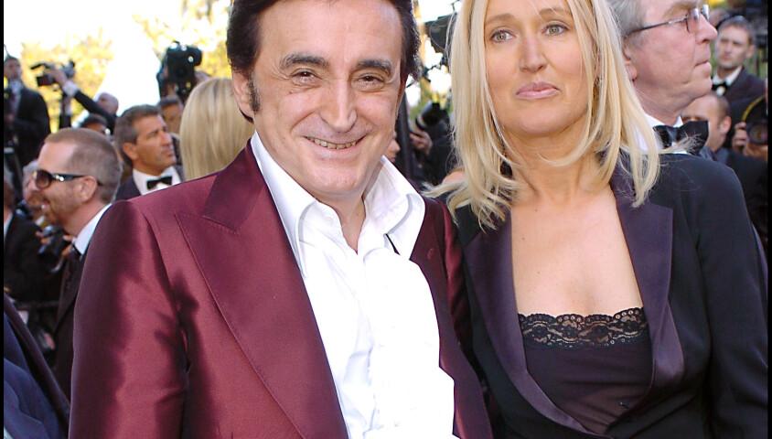 Dick Rivers et Babette au festival de Cannes 2005.