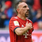 Franck Ribéry tourne une importante page de sa carrière, soutenu par ses proches