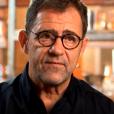 """Michel Sarran lors du quatrième épisode de """"Top Chef"""" saison 10, le 27 février 2019 sur M6."""