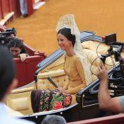 Victoria Federica, fille d'Elena d'Espagne : reine d'un jour à Séville, à 18 ans