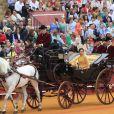 Victoria Federica de Marichalar, fille de l'infante Elena d'Espagne et de Jaime de Marichalar, était le 5 mai 2019 la présidente d'honneur du traditionnel défilé d'attelages anciens lors de la Feria de Séville, dans les arènes de La Maestranza.
