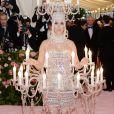 """Katy Perry - Arrivées des people à la 71ème édition du MET Gala (Met Ball, Costume Institute Benefit) sur le thème """"Camp: Notes on Fashion"""" au Metropolitan Museum of Art à New York, le 6 mai 2019"""