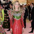 """Saoirse Ronan - Arrivées des people à la 71ème édition du MET Gala (Met Ball, Costume Institute Benefit) sur le thème """"Camp: Notes on Fashion"""" au Metropolitan Museum of Art à New York, le 6 mai 2019"""