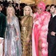 """Char Defrancesco, Kate Moss, Rita Ora, Lizzo et Marc Jacobs - Arrivées des people à la 71ème édition du MET Gala (Met Ball, Costume Institute Benefit) sur le thème """"Camp: Notes on Fashion"""" au Metropolitan Museum of Art à New York, le 6 mai 2019"""