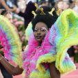 """Lupita Nyong'o - Arrivées des people à la 71ème édition du MET Gala (Met Ball, Costume Institute Benefit) sur le thème """"Camp: Notes on Fashion"""" au Metropolitan Museum of Art à New York, le 6 mai 2019"""