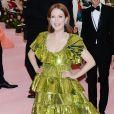 """Julianne Moore - Arrivées des people à la 71ème édition du MET Gala (Met Ball, Costume Institute Benefit) sur le thème """"Camp: Notes on Fashion"""" au Metropolitan Museum of Art à New York, le 6 mai 2019"""
