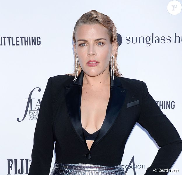 Busy Philipps à la soirée Fifth Annual Fashion à Beverly Hills, Los Angeles, le 17 mars 2019.