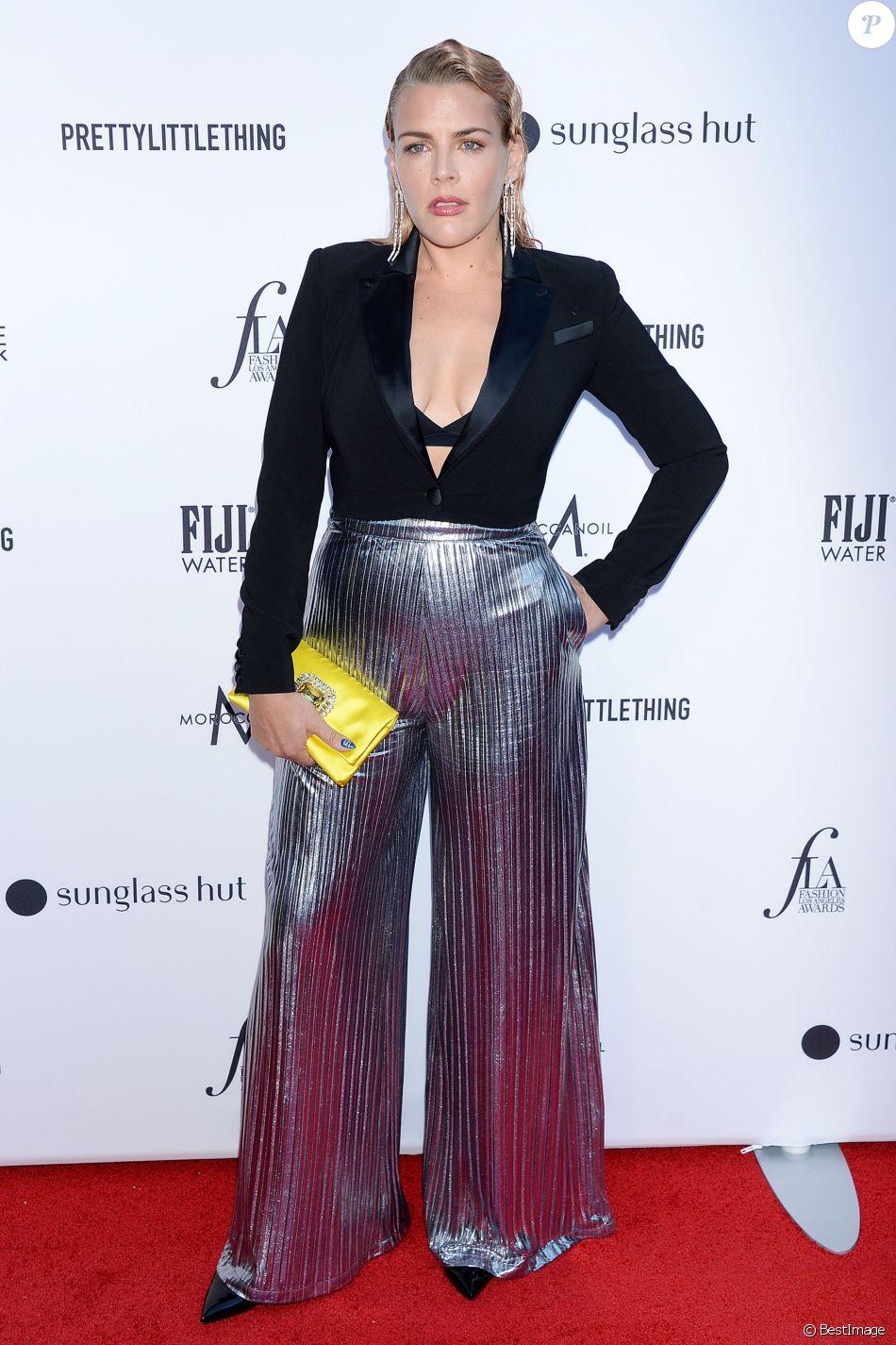 Busy Philipps à la soirée Fifth Annual Fashion à Beverly Hills, Los Angeles, le 17 mars 2019.