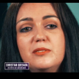 Jessica, ex-maîtresse de Christian Quesada, se livre sur C8 le 9 mai 2019.