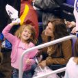 Cindy Crawford et sa fille, Kaya