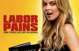 La jolie Lindsay Lohan enceinte ne sera... ni au cinéma, ni en DVD, mais directement à la télé !