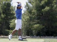 Rafael Nadal : le grand perdant de Roland Garros jette sa raquette...et se venge sur un club de golf !