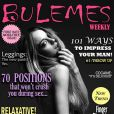 Lindsay Lohan, topless en couverture de Bulemes Weekly !