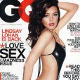 Lindsay Lohan, so hot en couverture de GQ !