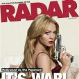 Lindsay Lohan, so hot en couverture de Radar !