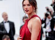 Alessandra Ambrosio : Sensationnelle à Cannes, elle échappe à l'accident mode
