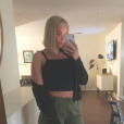 Gabrielle, la fille du musicien de Slipknot, sur Instagram. Elle est décédée le 18 mai 2019 à 22 ans.