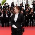 """Agnès Jaoui assiste à la montée des marches du film """"La belle époque"""" lors du 72ème Festival International du Film de Cannes. Le 20 mai 2019 © Jacovides-Moreau / Bestimage"""
