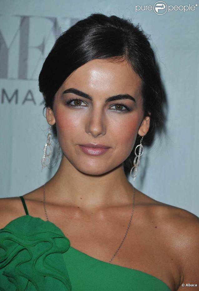 La superbe Camilla Belle, au Whitney Contemporaries Art Party, qui s'est tenu au Skylight Studios de New York, le 17 juin 2009 !