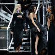 Daphne Groeneveld, Stella Maxwell, Kendall Jenner, Adesuwa Aighewi participent à la vente aux enchères de la soirée AmfAR Gala Cannes 2019 à l'Eden Roc au Cap d'Antibes lors du 72ème Festival International du Film de Cannes, le 23 mai 2019. © Jacovides / Moreau / Bestimage