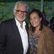Franck Provost : Le roi de la coiffure en soirée à Cannes avec sa fille Olivia