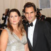 """Roger Federer et sa femme Mirka : confidences sur leur relation """"solide"""""""