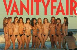 Les plus beaux top models du monde... topless pour le calendrier Pirelli ! Regardez !