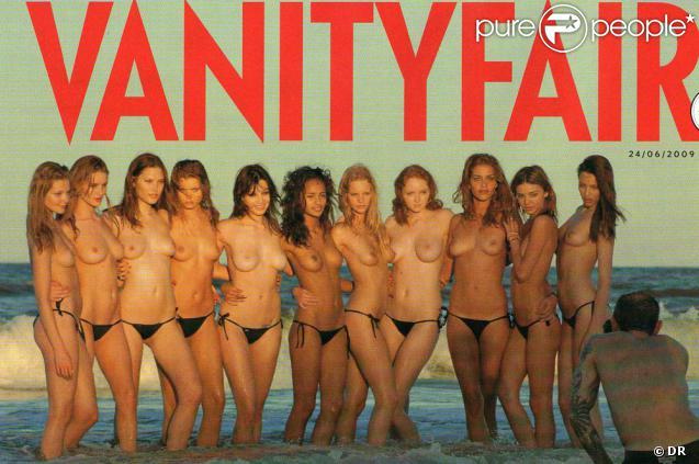 Les plus belles filles du monde pour Pirelli et Vanity Fair !