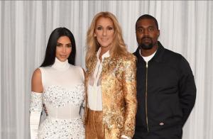 Kim Kardashian fête ses 5 ans de mariage avec Céline Dion !