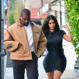 """Exclusif - Kim Kardashian et Kanye West vont dîner au restaurant """"Giorgio Baldi"""" à Los Angeles, le 23 mai 2019."""