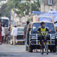 Azharuddhin Mohammed Ismael appelé Azhar dans le quartier de Bandra East le 16 juin 2009