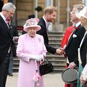 Elizabeth II ravie avec Harry, les princesses d'York et une vieille connaissance