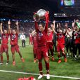 Virgil Van Dijk - Liverpool remporte sa sixième Ligue des champions face à Tottenham, à Madrid, Espagne, le 1er juin 2019. Liverpool a gagné 2-0. © Inside/Panoramic/Bestimage