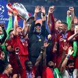 Jordan Henderson - Liverpool remporte sa sixième Ligue des champions face à Tottenham, à Madrid, Espagne, le 1er juin 2019. Liverpool a gagné 2-0. © Inside/Panoramic/Bestimage