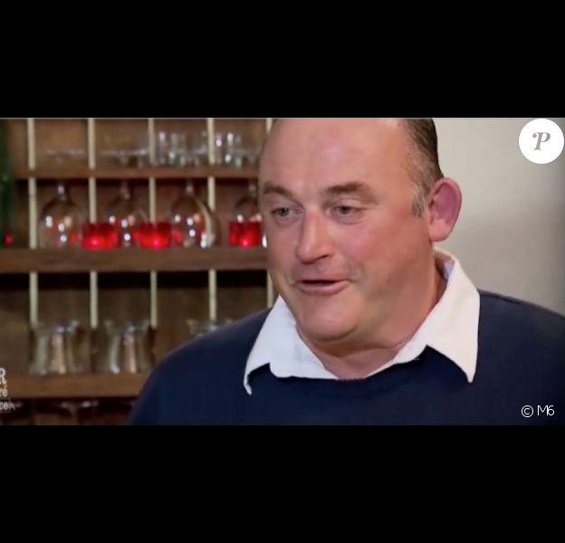 Philippe, dans L'amour est dans le pré : Seconde chance, le lundi 16 novembre 2015 sur M6.