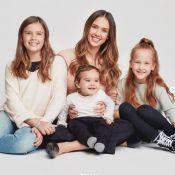 Jessica Alba : Elle suit une thérapie avec sa fille de 10 ans