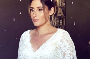 Mariage de Jesta (Koh-Lanta) : Matière, marque... Tout sur sa robe de mariée