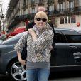 Kylie Minogue Gare du Nord le 29/01/08