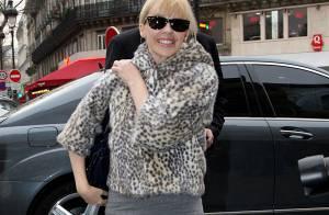 Kylie Minogue : un bon fou rire parisien avant de regagner Londres