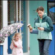 Quand Violet Affleck est trop craquante en rose bonbon, Jennifer Garner et Ben Affleck se la jouent... Bidochons !