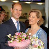 Le prince Edward et Sophie de Wessex : 10 ans de mariage ! Des noces d'étain, et ça tient !