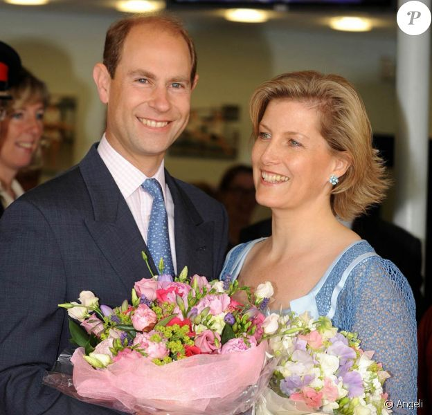 Le prince Edward et Sophie de Wessex célébraient leur dix ans de mariage le 19 juin 2009