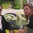 Nicolas buzze François-Xavier et Alyssia pensant qu'ils forment un couple...