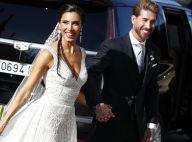 Sergio Ramos a épousé la belle Pilar Rubio : mariage princier avec les Beckham