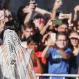 Le footballeur Sergio Ramos et l'actrice Pilar Rubio célèbrent leur union à Seville en Espagne, le 15 juin 2019.