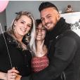 "Anthony de ""Koh-Lanta"" avec sa soeur et sa maman, Instagram, 18 juin 2019"