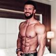 """Anthony de """"Koh-Lanta"""" torse nu sur Instagram, le 1er mai 2019"""