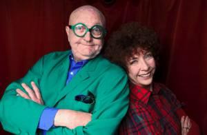 Après Massimo Gargia et Loana, voici le duo dont on va entendre parler : Jean-Pierre Coffe et Charlotte Julian ! Si si... c'est vrai !