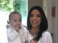 Eva Longoria : Santiago baptisé, elle dévoile des photos